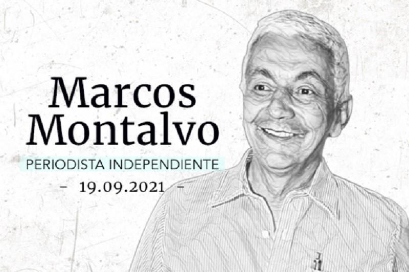 Por su labor periodística, asesinato de Marcos Montalvo: Fundación para la Libertad de Prensa