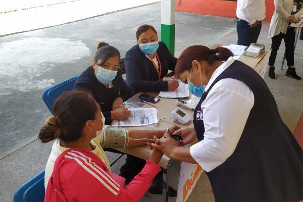 Inician brigadas para la detección de diabetes e hipertensión en Xochimilco
