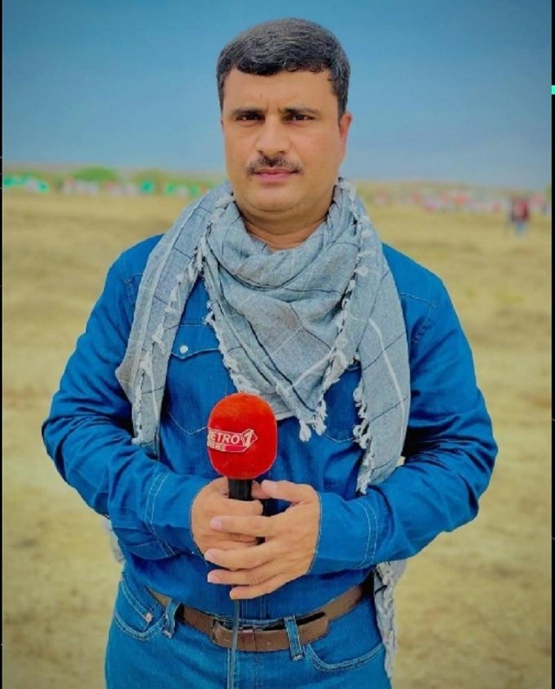 Periodista pakistaní fue asesinado por un grupo separatista