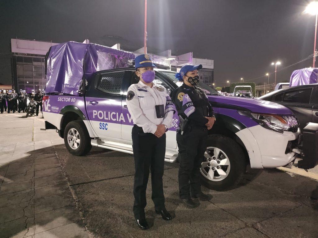 V. Carranza incrementa su policía para reforzar la seguridad en sus 80 colonias